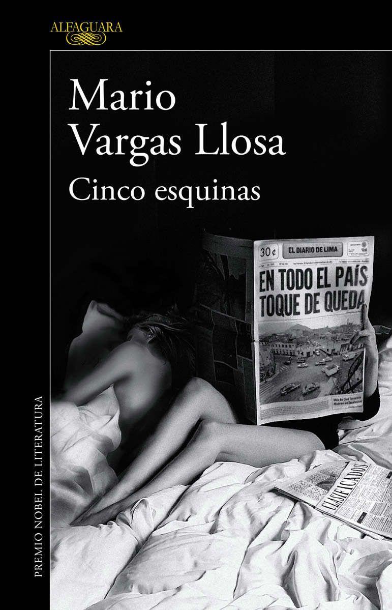 Cinco Esquinas Ebook Mario Vargas Llosa Amazon Es Libros Vargas Book Worth Reading Bilingual Book