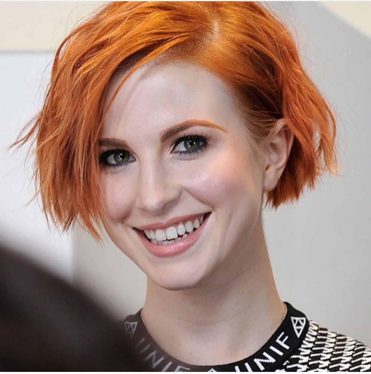 Pin By Janelly Dkdk On Hayley Williams In 2018 Hair Short Hair