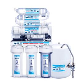 فلتر مياه بلو سكاي 7 مراحل تايواني امريكي Reverse Osmosis Water System Reverse Osmosis Water Water Filter