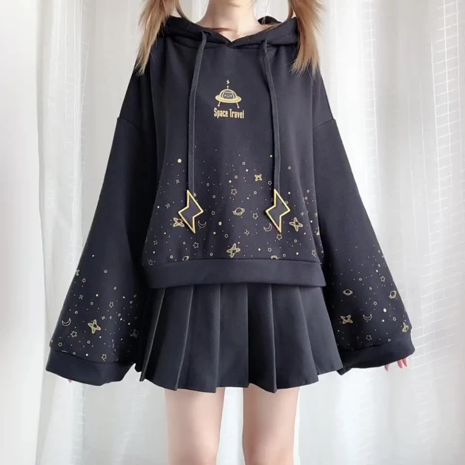 Kawaii Egirl Google Search In 2020 Travel Hoodie Kawaii Fashion Hoodies