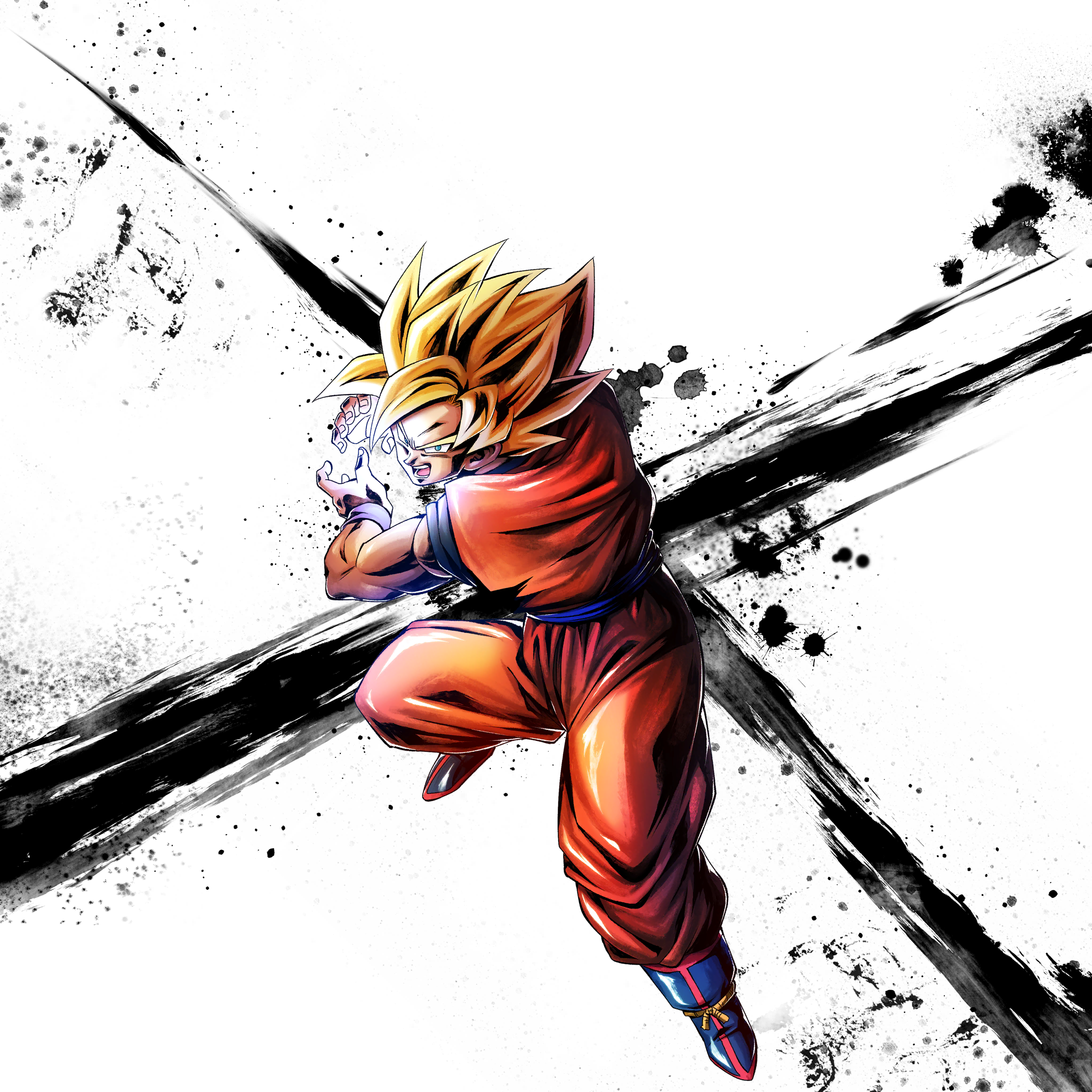 Goku Ssj Kamehameha Render 9 Dragon Ball Legends By Maxiuchiha22 On Deviantart Personajes De Dragon Ball Dibujos Bonitos De Animales Dibujo De Goku