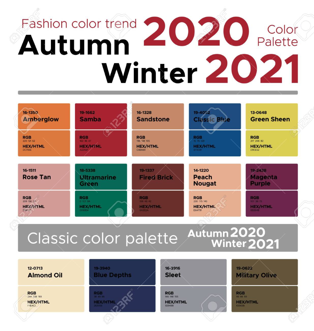 Pin on color FW2020