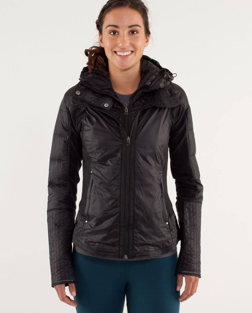 So warm under my ski jacket or on it's own. Love the removable hood and panels.
