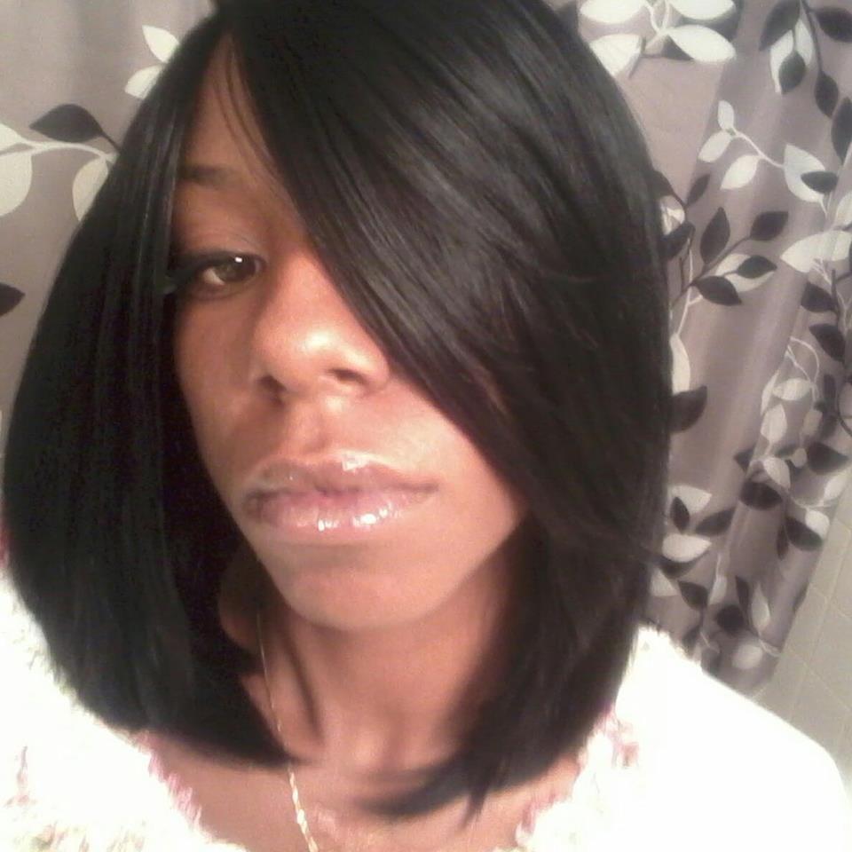 Cute Bob Velvet Duby Beautiful Styles For Black Women