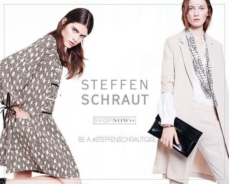 147708134b2e05 Steffen Schraut Damen Mode - Frühjahr Sommer 2016