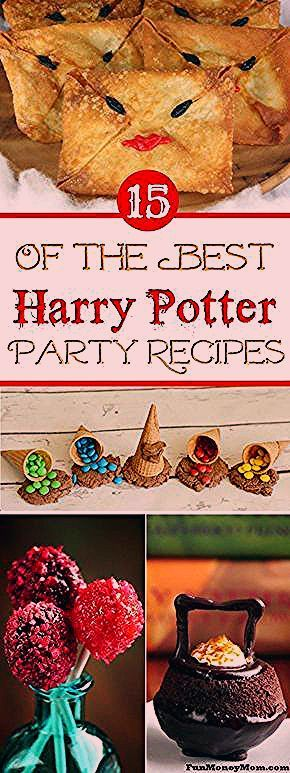 Photo of 41 Magical Harry Potter Recipes