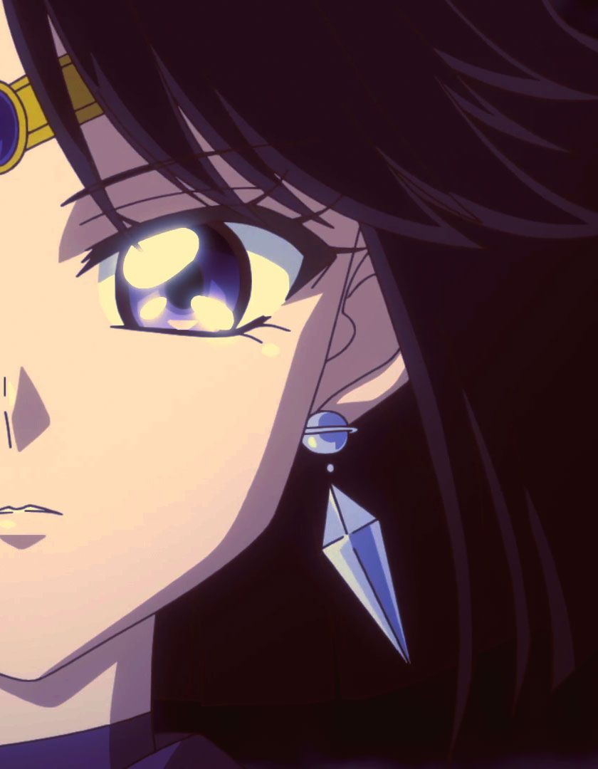 Sailor moon dating simulator sailor saturn
