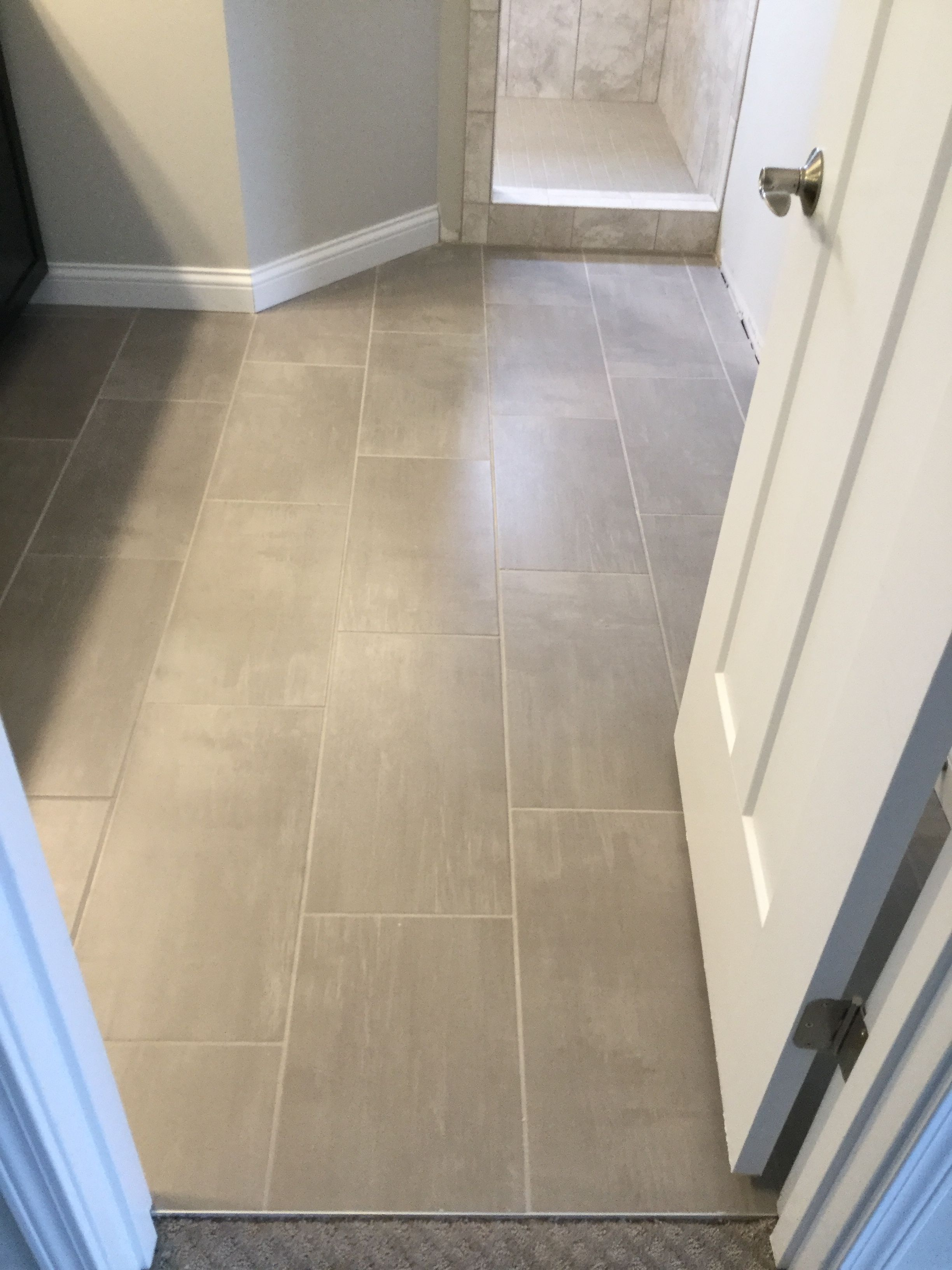 Skybridge 12x24 Gray Floor Tile Grey Flooring Grey Floor Tiles Kitchen Floor Tile Patterns