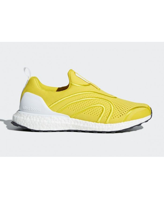 sports shoes 1123b d950d Adidas Ultra Boost Uncaged Lemon Yellow trainers for cheap ...