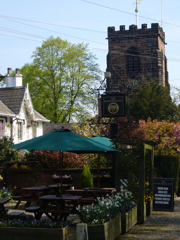 The Rams Head Grappenhall Cheshire British Pub Cheshire England