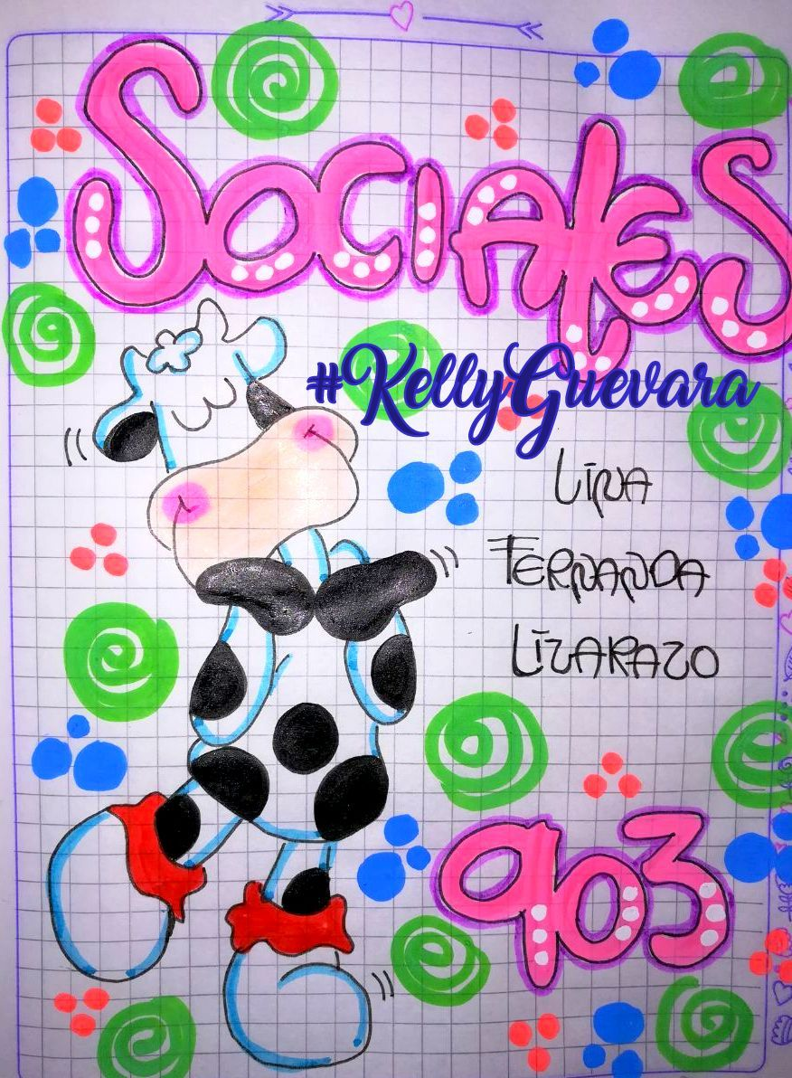 #KellyGuevara #cuadernos Marcas de cuadernos Marcacion