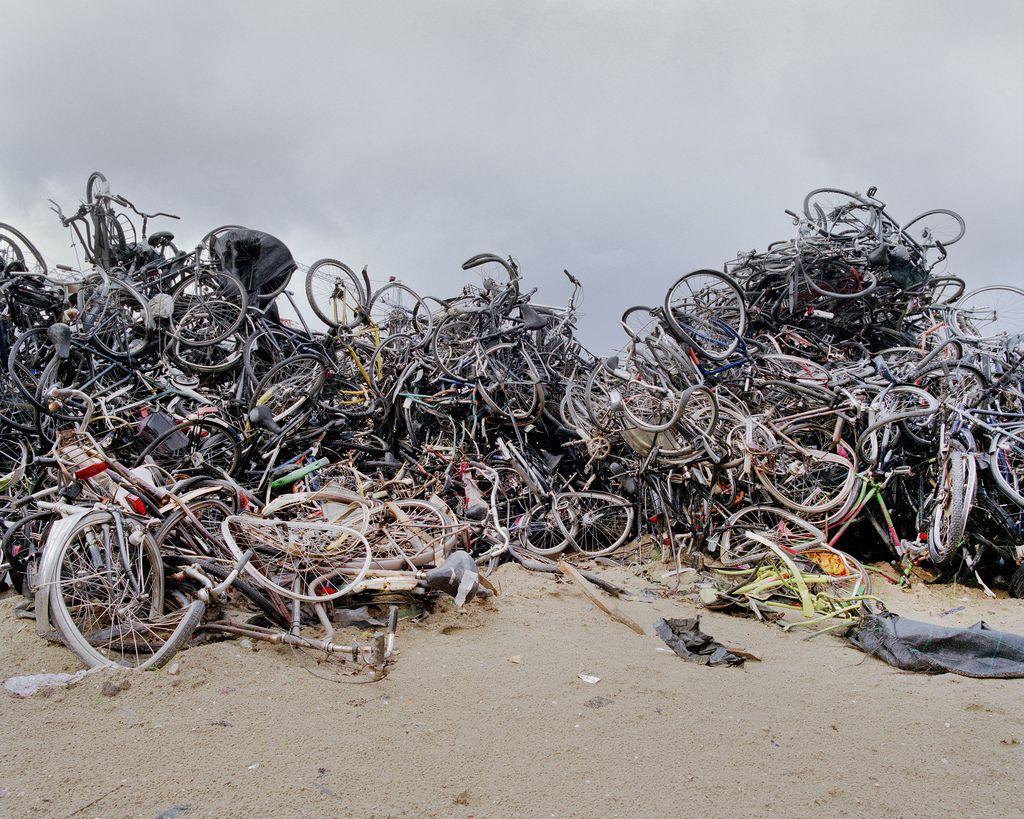 Cementerio de bicis :(