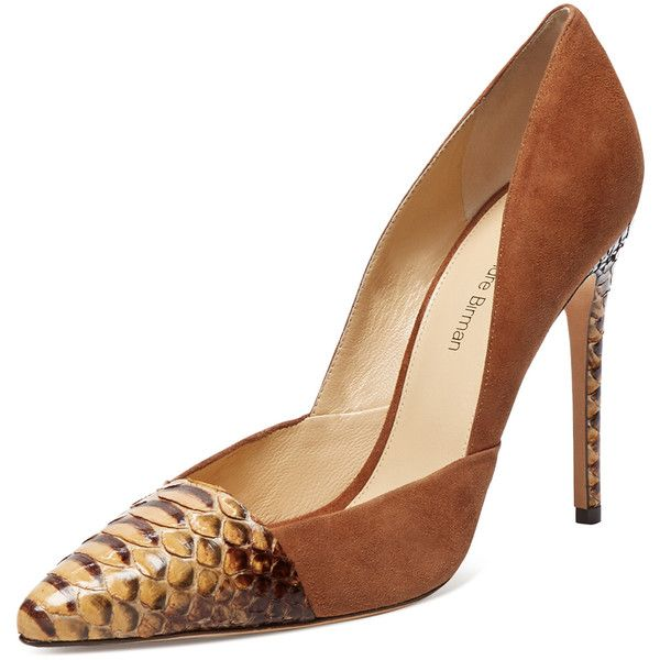 Alexandre Birman Snakeskin Oxford Pumps outlet tumblr clearance marketable visit new cheap price outlet newest bRgLBtWio