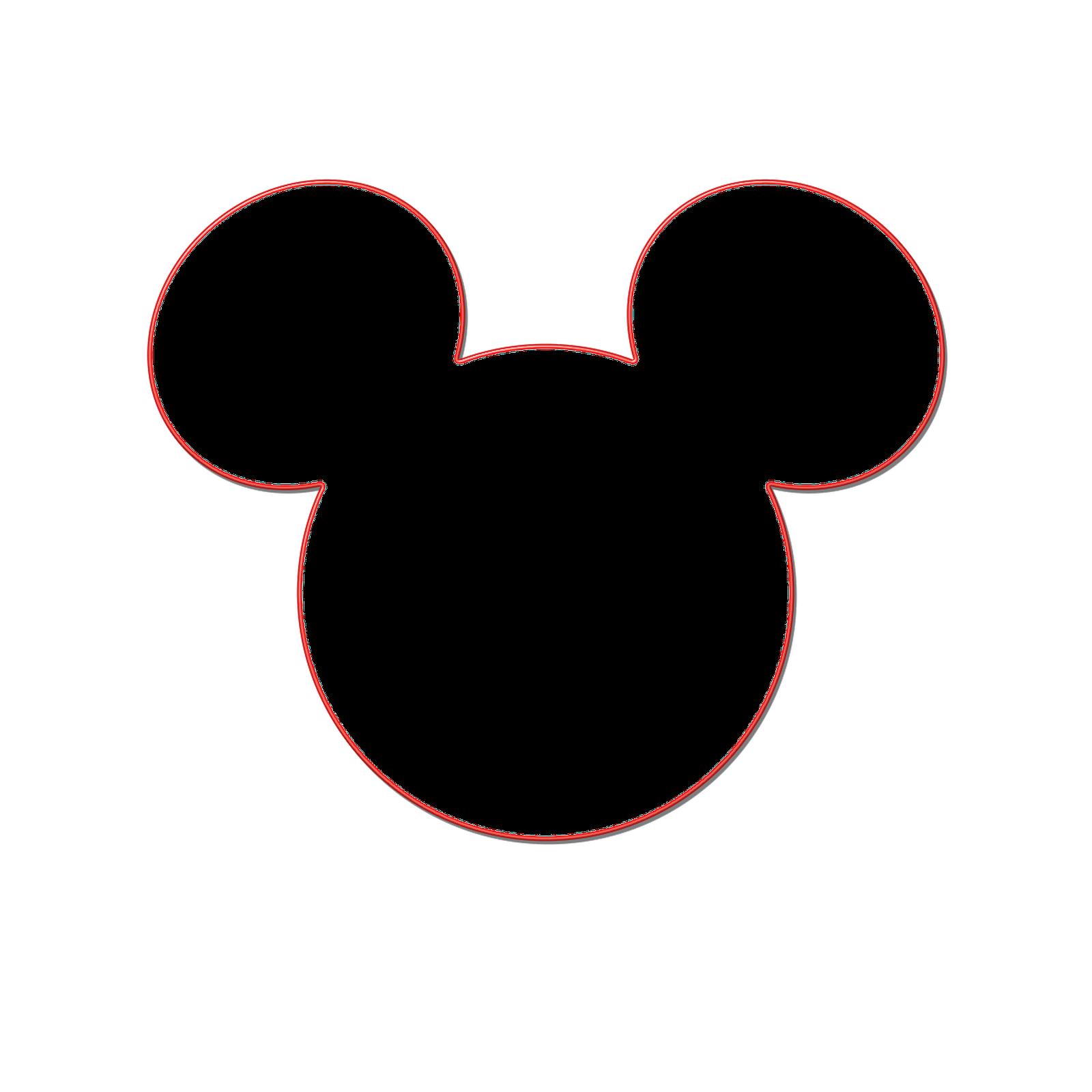 Milliepie's Musings Making your own Mickey Head Disney