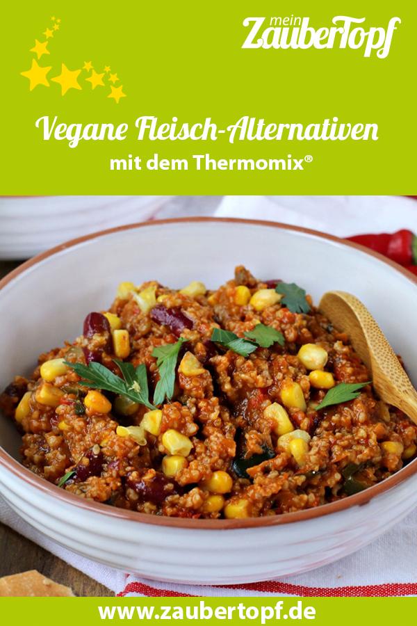 Vegane Fleisch Alternativen Unsere Top Tipps Fur Dich Rezepte Vegane Rezepte Thermomix Und Vegetarische Gerichte