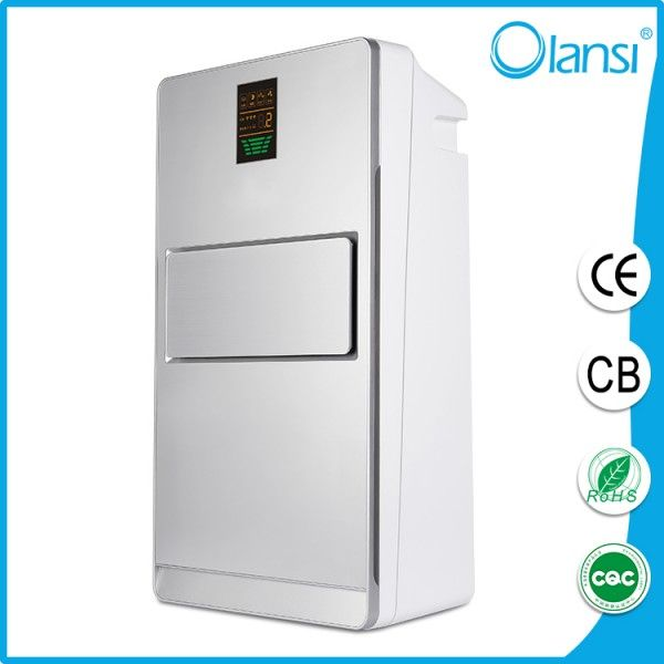 China Portable Air Purifier With Humidifier Commercial Anion Air