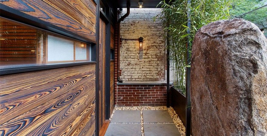 Charred Wood Siding Inexpensive And Spectacular Charred Wood