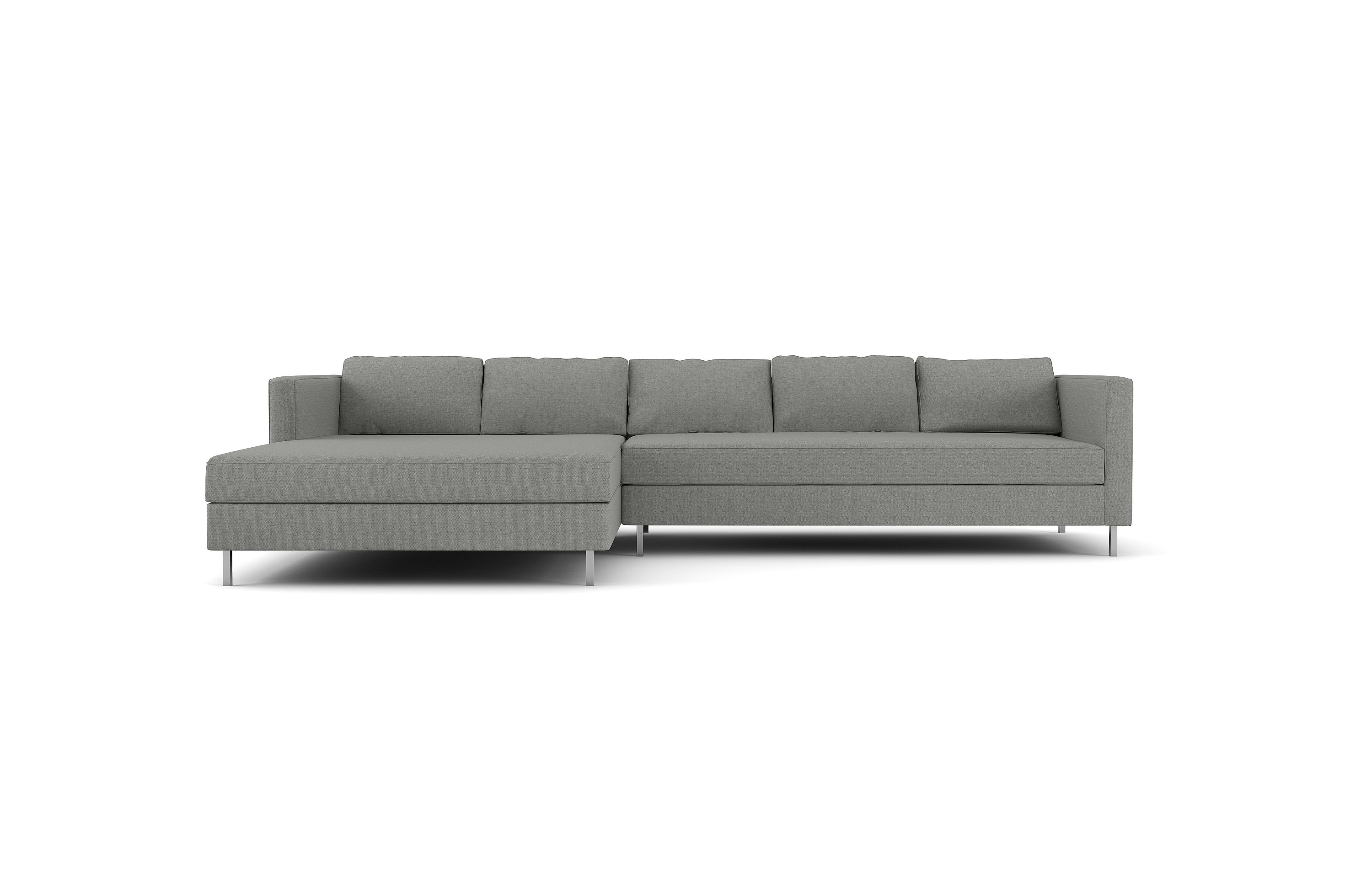 Mota Wide Chaise Sectional