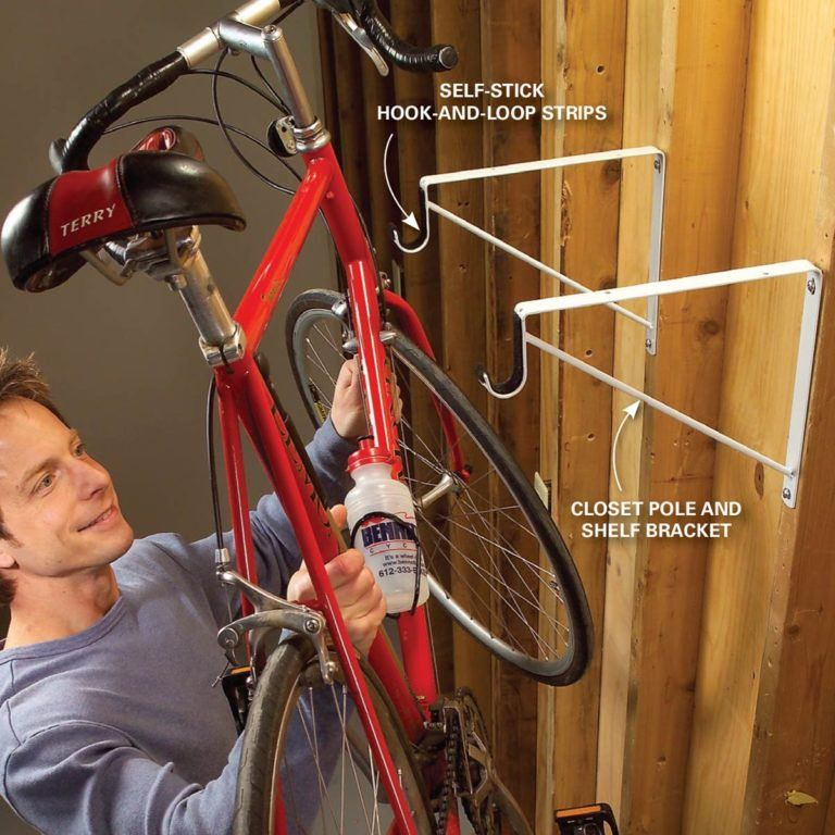 101 Things Every Homeowner Must Know Outdoor bike