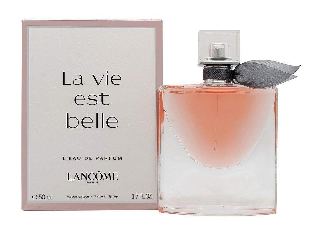 Lancome La Vie Est Belle Eau De Parfum Spray 1 7 Ounce All Our Fragrances Are 100 Originals By Their Original Design Perfume Seductive Perfume Luxury Perfume
