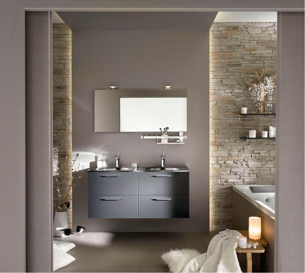 Idées Pour Sublimer Sa Salle De Bains Salle De Bains Salle Et - Meuble de salle de bain delpha pour idees de deco de cuisine