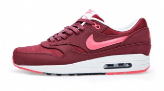 af33d20fe5 NIke Air Max 1 Premium - Team Red   Atomic Red - Black - Sail One of my  faves from 2013  DoesJordanSellWomensshoes