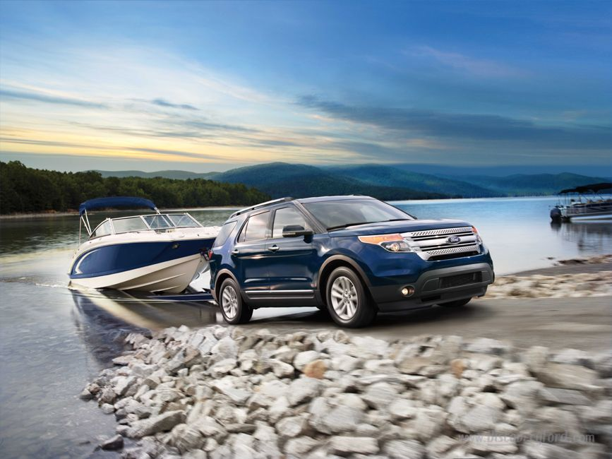 2013 Ford Explorer Ltd. © Ford Motor Co. Canada Ford