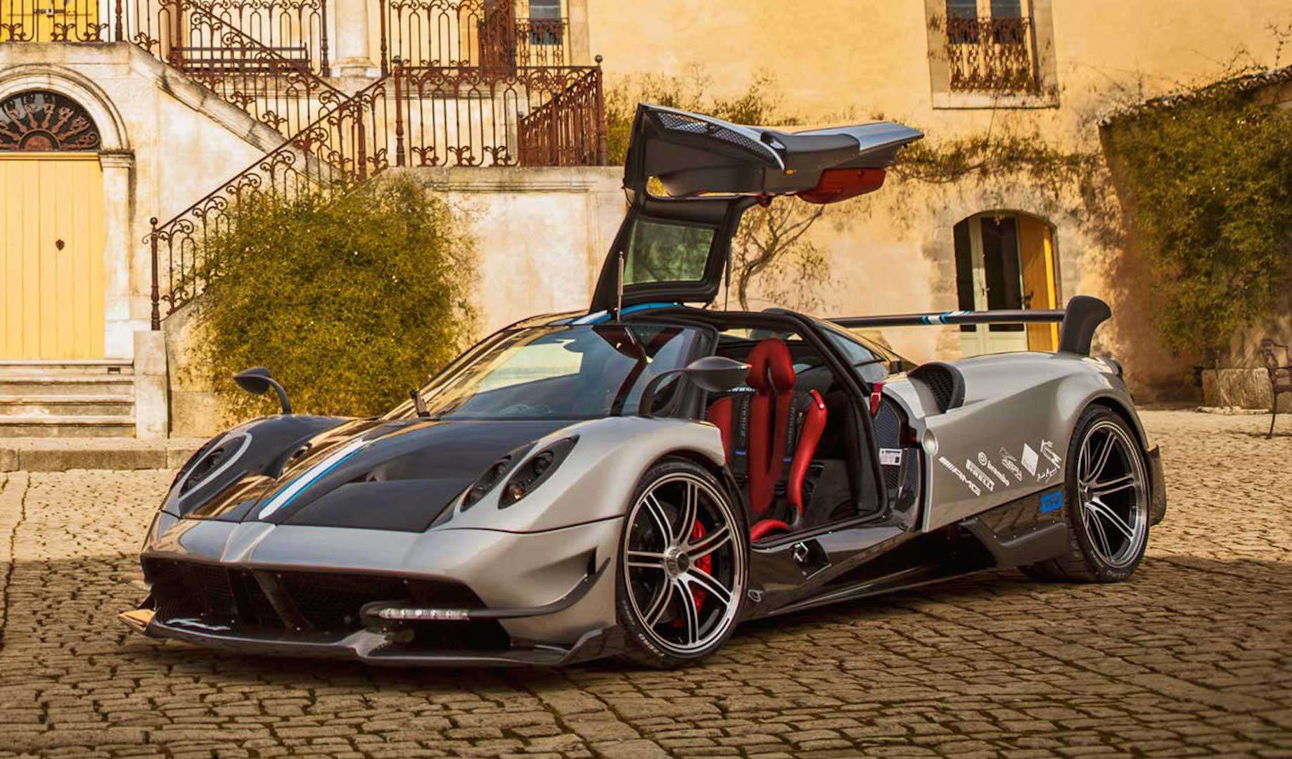 Pagani Huayra BC U2014 $2.8 Million Top 10 Most Expensive Cars In The World
