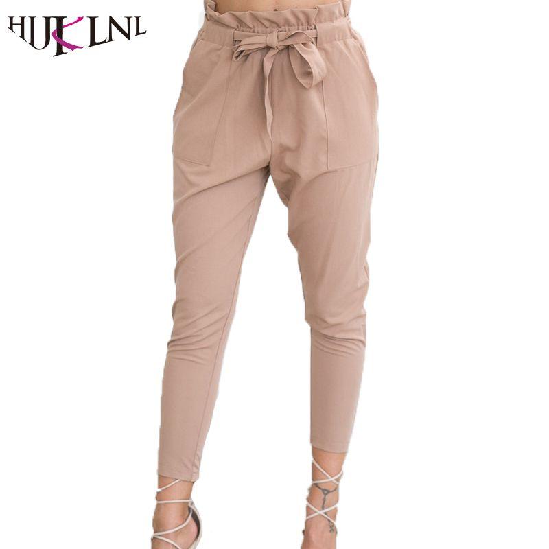 45c384013b Resultado de imagen para pantalones de vestir altos para damas ...