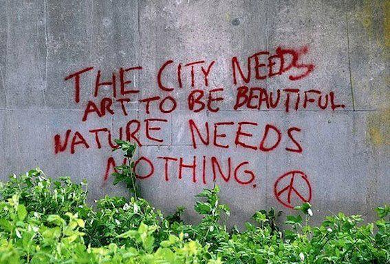 nature and art