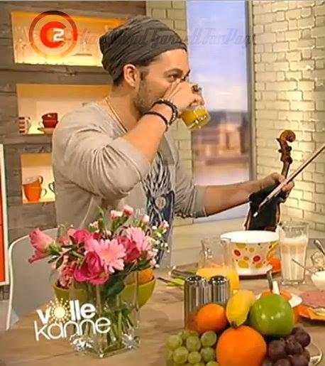 "David at ZDF - ""Volle Kanne"""