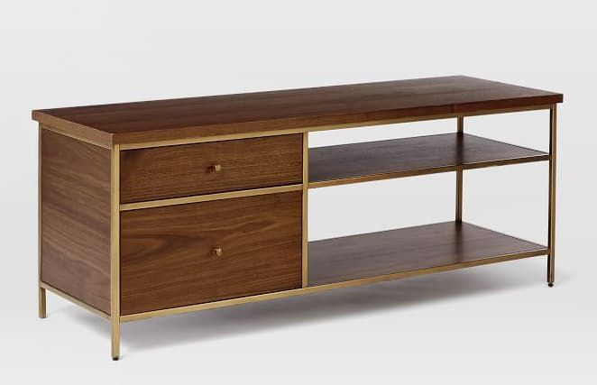 bc167b527573 The World's Most Beautiful TV Stands & Media Consoles   Media ...