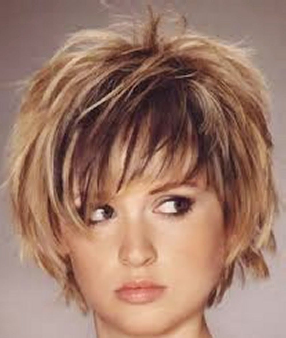 Short choppy hairstyles pictures hairstyles pictures