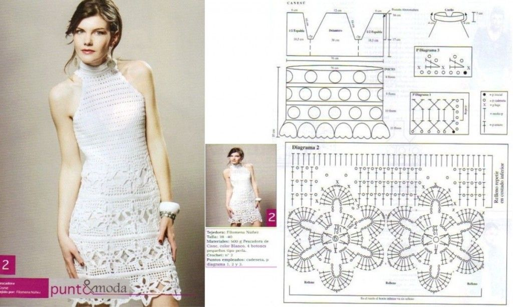 Crochet Wedding Et Dresses Robes 2 Crochet RvTAxxS