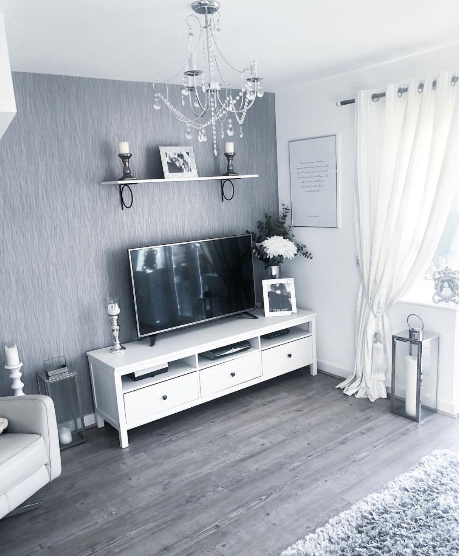 Grey Interior Grey Interior Mrs Hinch Home Living Room Decor In 2019 Cozy Living Rooms Home