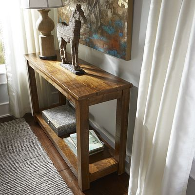 Pier 1 Parsons Console Table - Java (With images ...