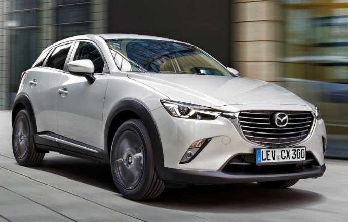 2020 Mazda Cx 3 Redesign Exterior And Release Date