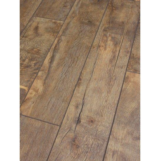 Oak Laminate Flooring Kitchen: Dezign Stone Canyon Distressed Oak Laminate Flooring