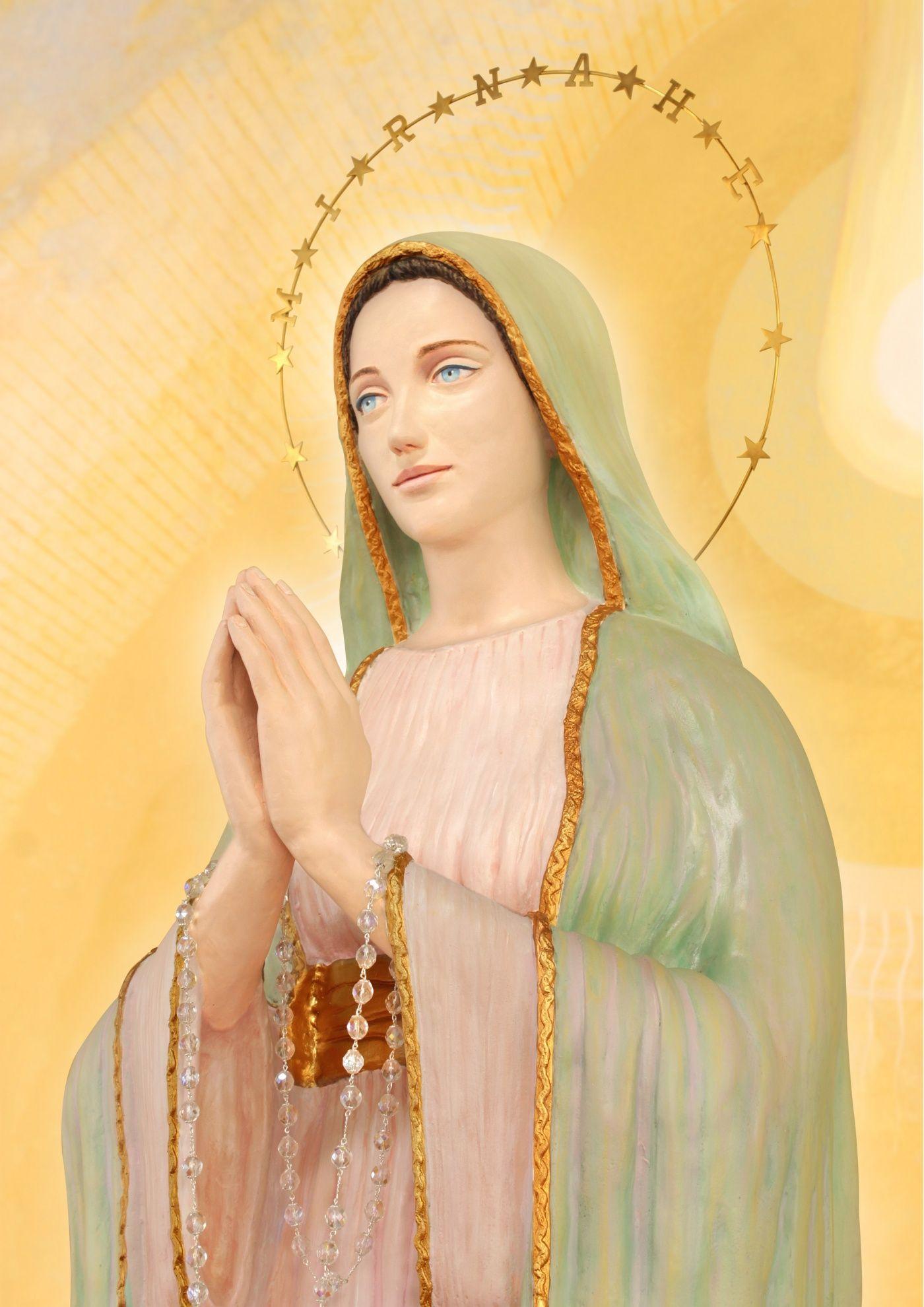 Vindos do c u ao nosso encontro cristo jesus a virgem maria e s o jos transmitem suas - Divinos pucheros maria jose ...