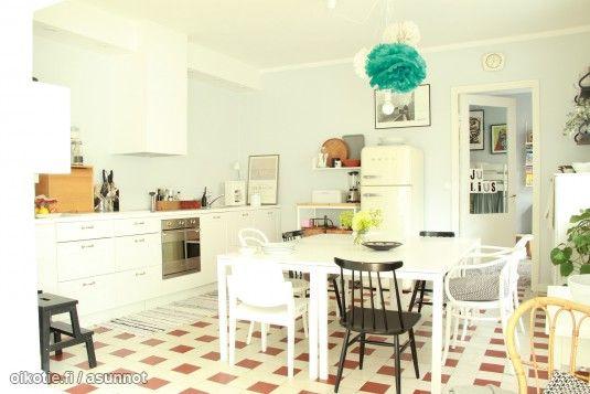 Myynnissä - Kerrostalo, Kruununhaka #keittiö #oikotieasunnot
