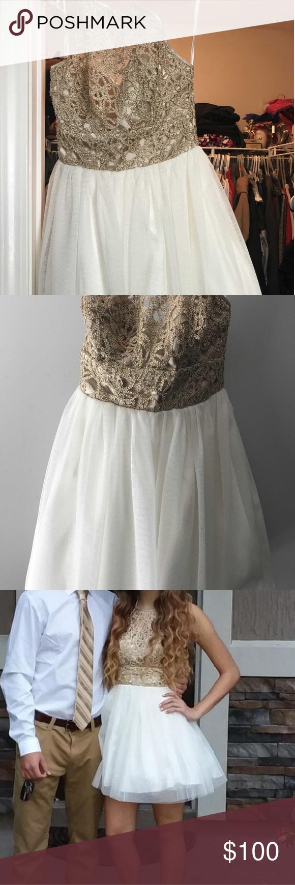 Homecoming dress in my posh closet pinterest dresses