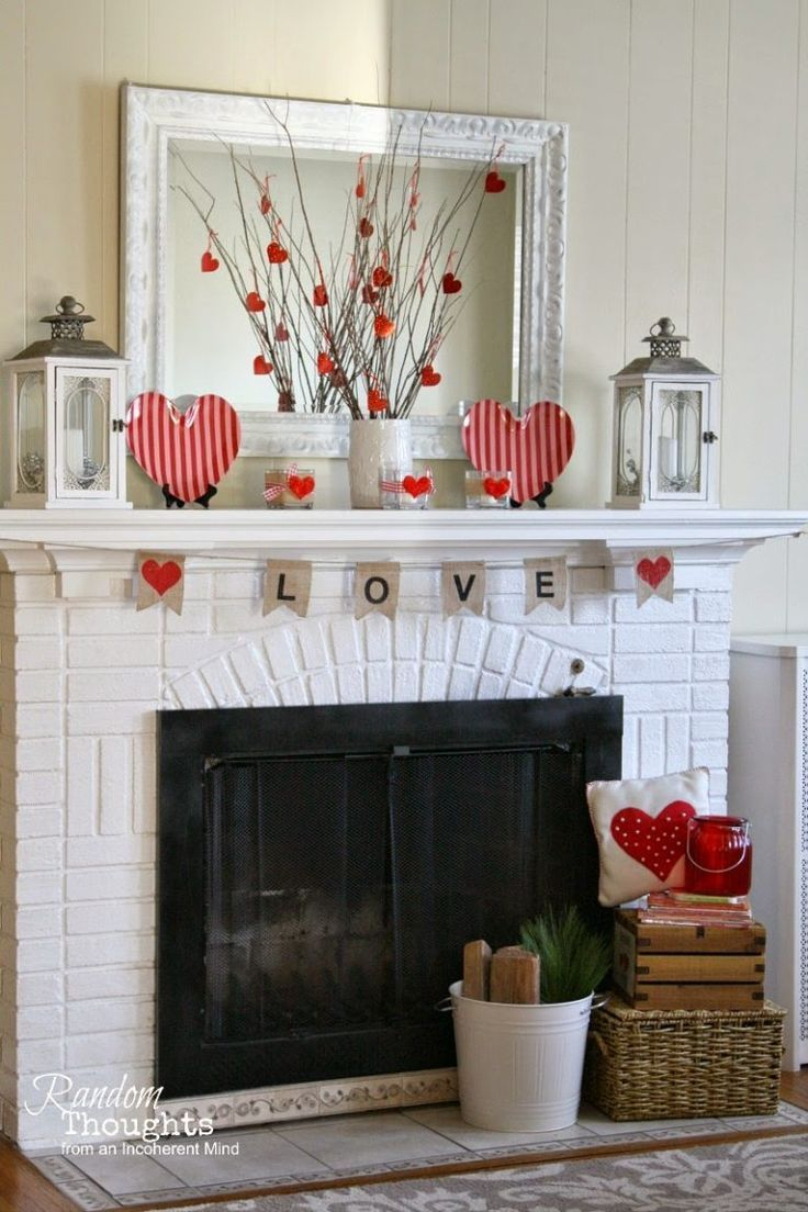 Easy Valentine's Day Decor Round Up - Start at Home Decor