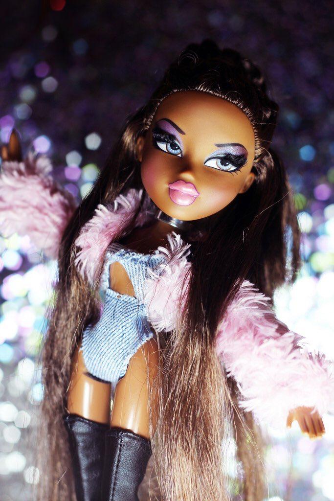 Bratz, Doll, Dolls, Aesthetic, Glam, Pretty, Fashion ...