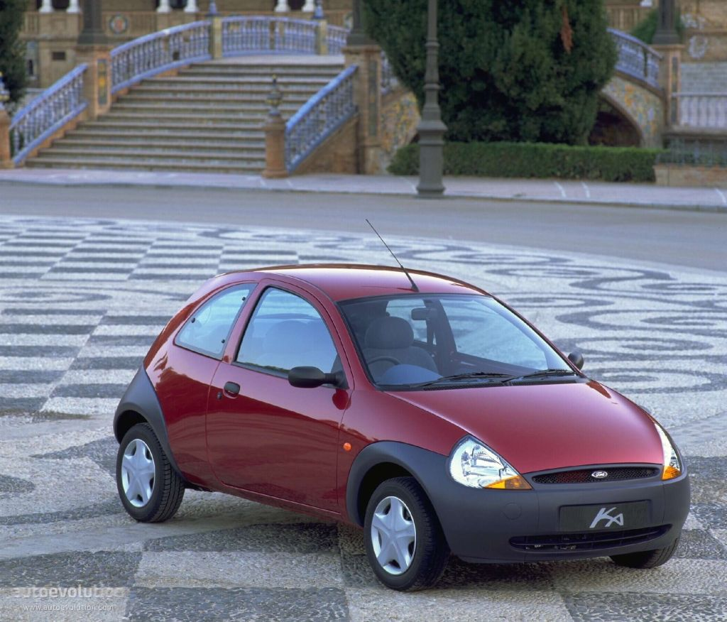 Ford Ka Specs Photos 1997 1998 1999 2000 2001 2002 2003