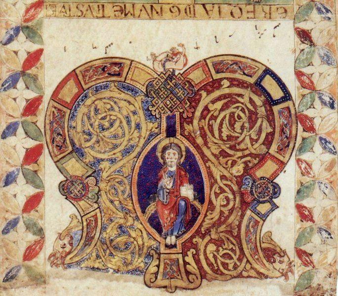 Christ Pantocrator, c. 1100