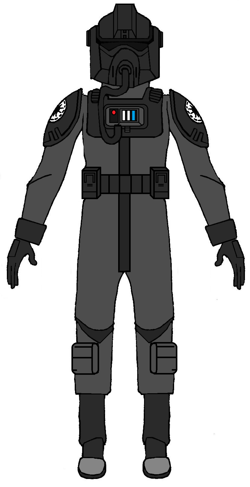 Clone Trooper Pilot Stealth Christophsis Star Wars Clone Wars Star Wars Trooper Star Wars Figures