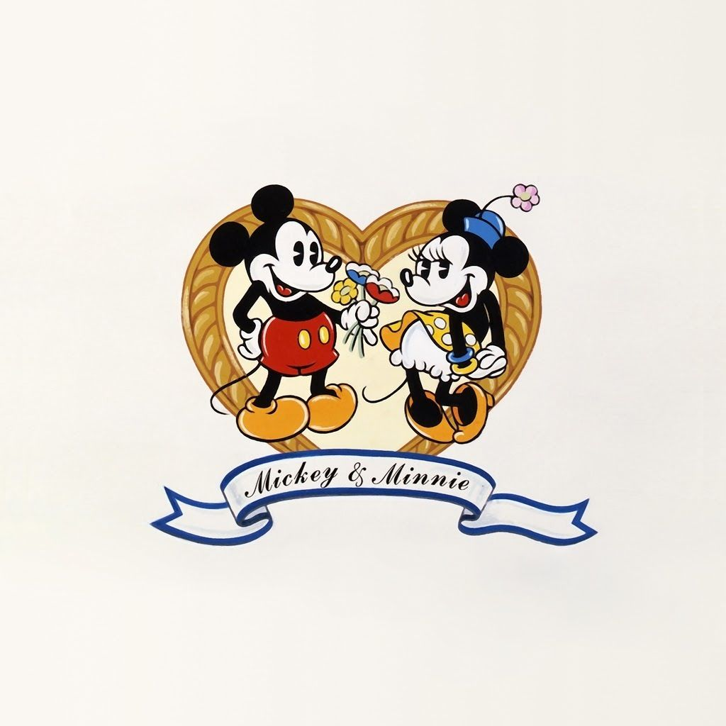 Iphone wallpapers minnie mickey vintage mickey - Mickey mouse retro wallpaper ...