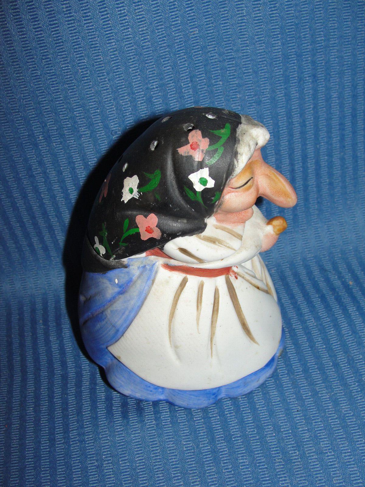 Vintage Good Luck Kitchen Witch Holder Ceramic Figure 1980 WA | eBay on haunted kitchen ideas, witch kitchen decor, decorate kitchen ideas, cowboy kitchen ideas, witch potion labels, pumpkin kitchen ideas,