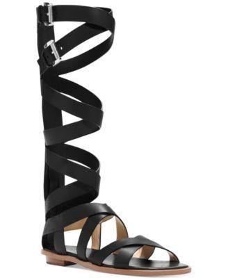 27081f11d6d2 MICHAEL Michael Kors Darby Tall Gladiator Sandals