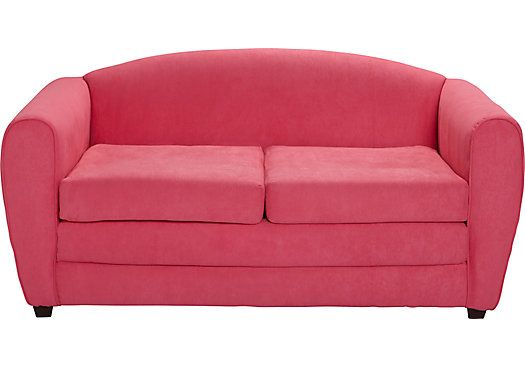For A Arezzo Pink Sleeper Sofa At Rooms To Go Kids Find That Will Look Great In Your Home And Complement The Rest Of Furniture